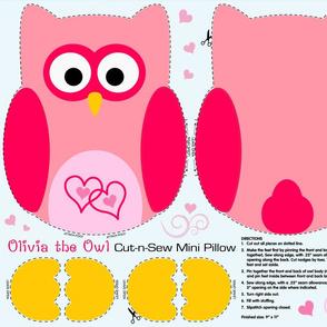 Owl Valentine Collection
