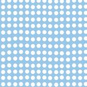 Wavy Dots in Blue Skies