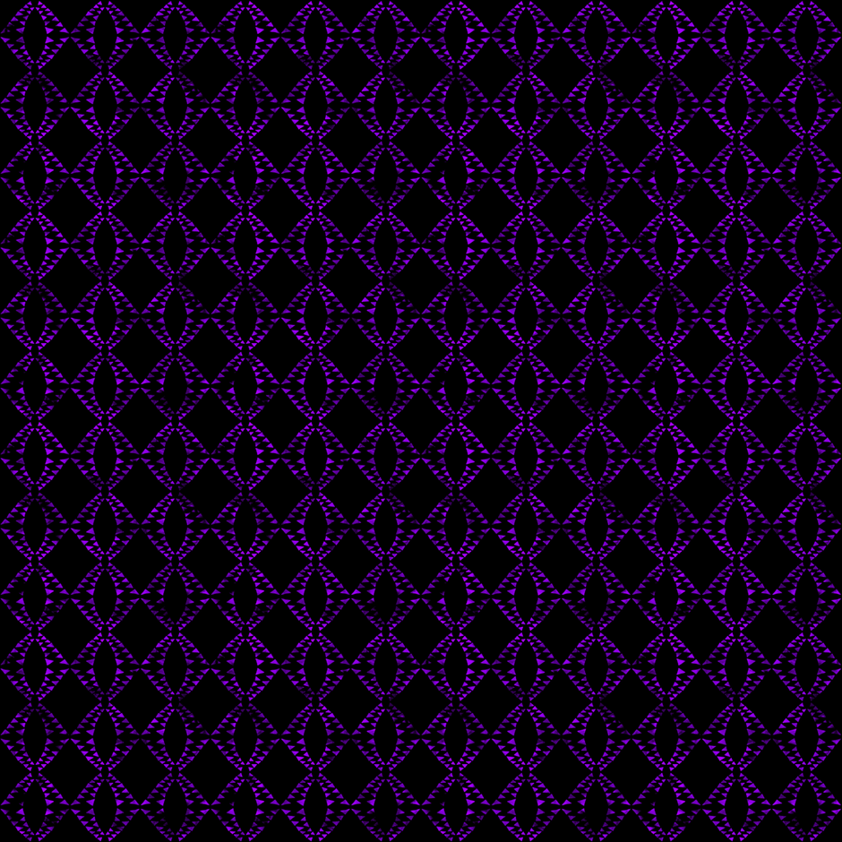 tribal trianle purple _2 fabric by schatzibrown on Spoonflower - custom fabric