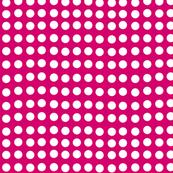 Wavy Dots in Peony