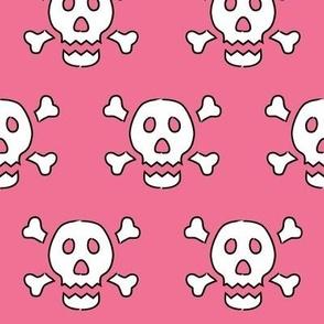 skull-and-crossbones-on-pink