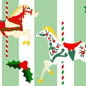 Christmas Carousel 09