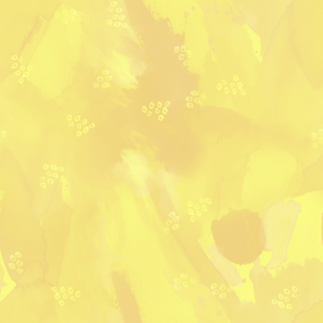 Light Yellow Watercolor Texture fabric by marketa_stengl on Spoonflower - custom fabric