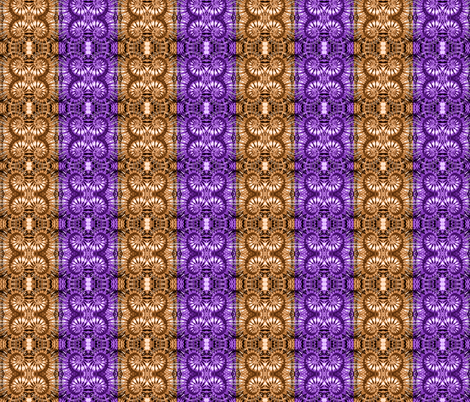 Bronze & Purple Spiral Stripes fabric by just_meewowy_design on Spoonflower - custom fabric