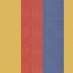 A Nod to Bauhaus Stripes
