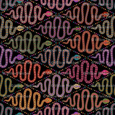 Bohemian Snakes