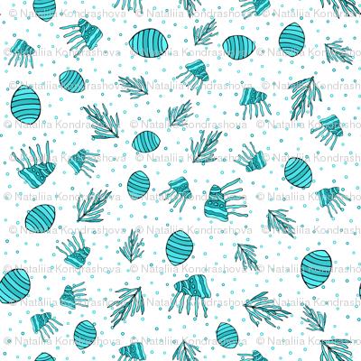 Sea life pattern4