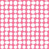 Pebbledots in Petal Pink