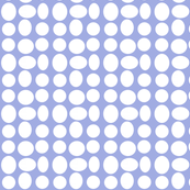 Pebbledots in Ultraviolet