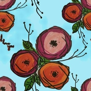 Jean's flower 2