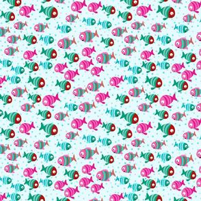 Sea life pattern5