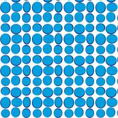 Pebbledot 2 (inverted) in Surf Blue