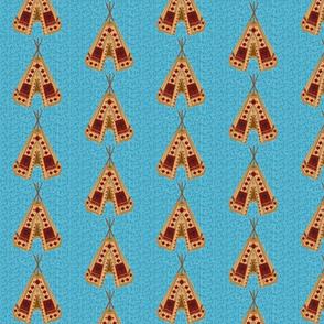 Native American Desert Teepee