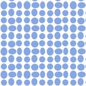 Pebble Dot in Periwinkle