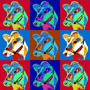 Pop Art Cows