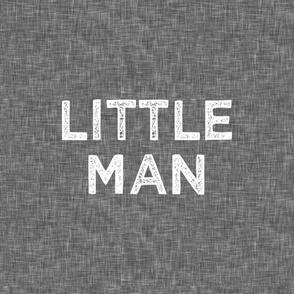 """10.5"""" Little Man Quilt Block"""