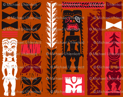 Hawaiian Tikis 3b