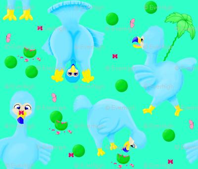 Silly dodos