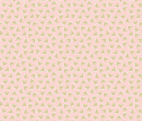 Fairy Bread (Smaller Scale) fabric by she's_that_wallflower on Spoonflower - custom fabric