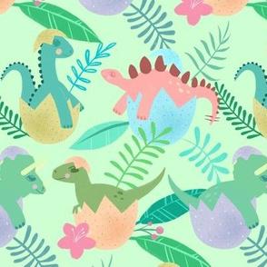 Dino Hatchlings