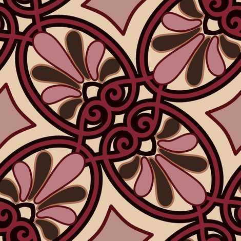 marakeshzm fabric by hannafate on Spoonflower - custom fabric