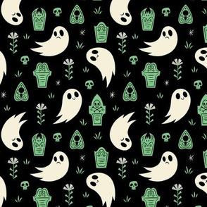 Stay Spooky (Green)