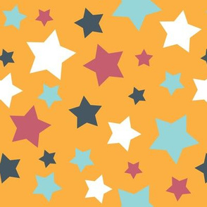 MellowStars - orange big