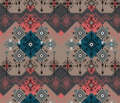 OZ 2-01 fabric by tella_creations on Spoonflower - custom fabric