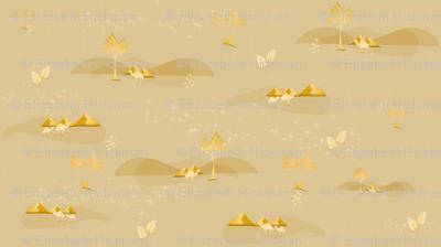 Golden Camels