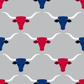 Longhorns (Silver)