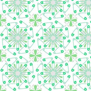 Safety Circles Green