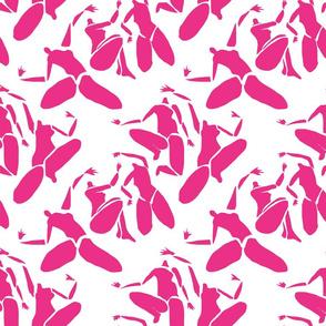 Pink Matisse Nude