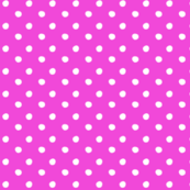 White Dots on Pinkish Purple