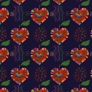Apple pattern 2.
