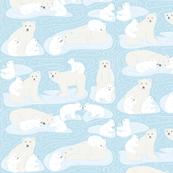Polar-Bear-Families