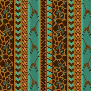 Tribal Giraffe