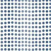 Sunwashed Wavy Dots in Royal Navy
