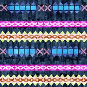 Boheme Stripe  20B horizontal