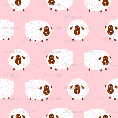Sheep baby design