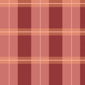 Asagao plaid
