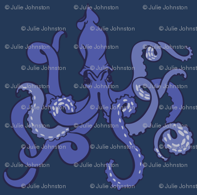 Cephalopod - Navy