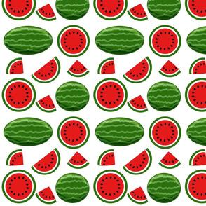 watermelon white 8x8
