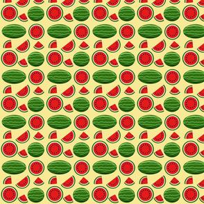 watermelon yellow 4x4