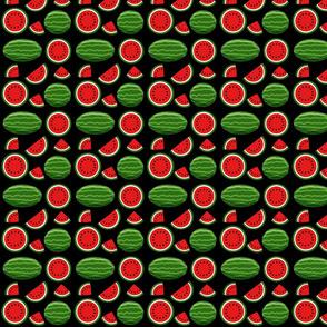 watermelon black 4x4