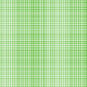 Sunwashed Grid in Apple Green