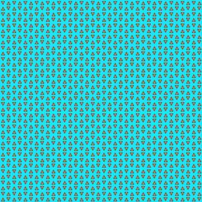 Light Blue Poop Emoji