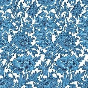 Summer Morris Blue