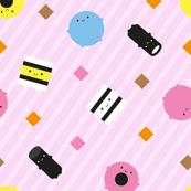 Kawaii Candy Liquorice Allsorts