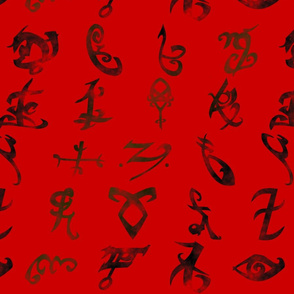 Shadowhunter Runes