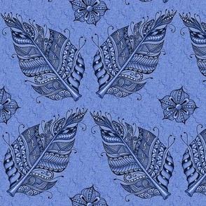 Zen feather